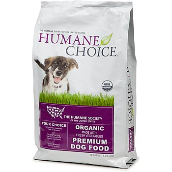 Photo of Human Choice Dog Food